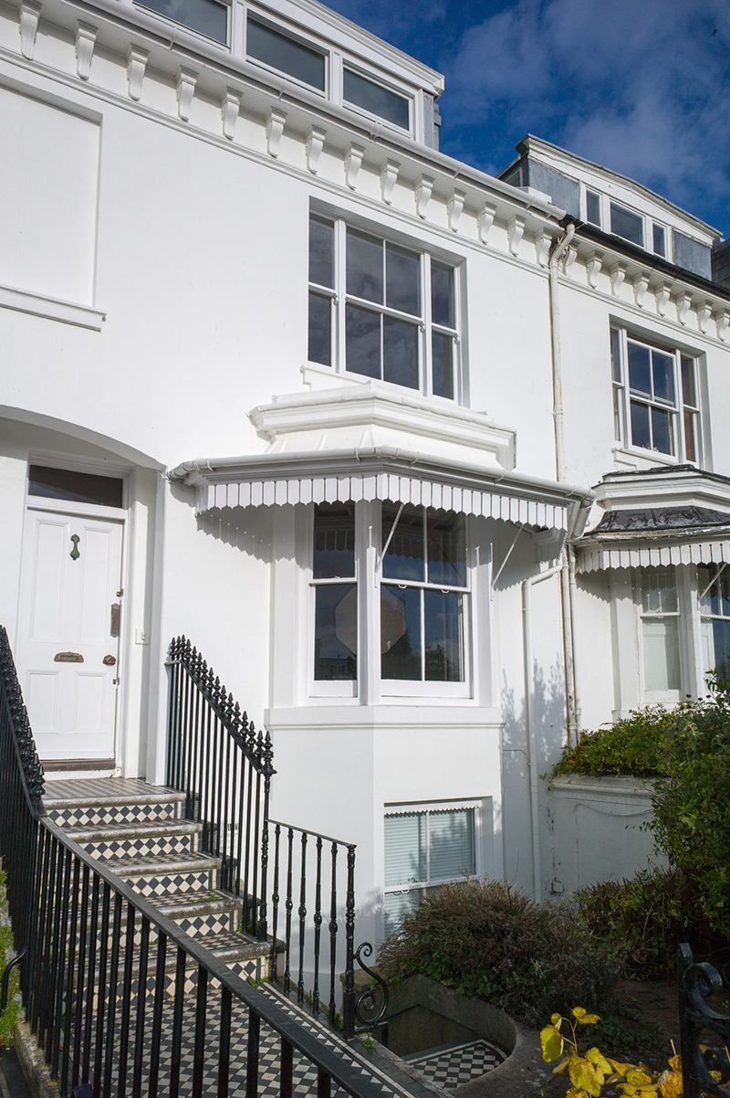 terrace house renovation