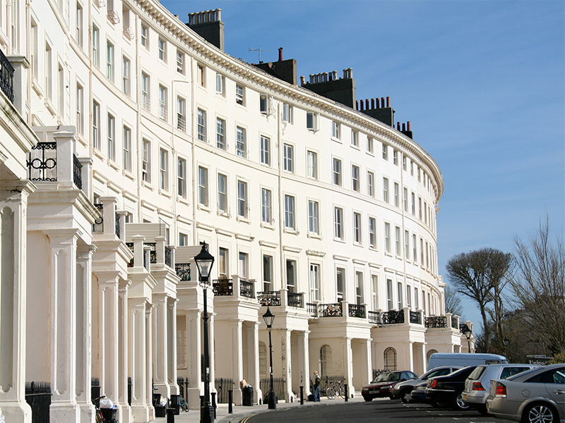regency building sussex